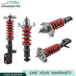 4 X Adjustable Height Coilovers Shock Absorbers For 2005-2010 Scion Tc