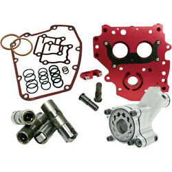 7071 Oiling System Kit Hp+ Chain Drive Twin Cam Harley Flhr 1450 Road King 2001