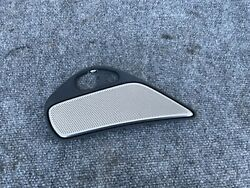 Right Rear Upper Bang And Olufsen Speaker Grill Cover 94k 11-17 Audi A8 A8l S8 D4
