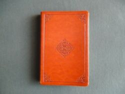 Holy Bible English Standard Version Brown Trutone Leather Crossway Publisher Ex.