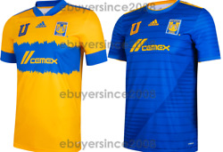 Tigres Uanl Adidas Club World Cup Home/away Jersey - Various Sizes