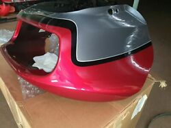 Harley Davidson Outer Fairing 57000534ejf Red Pepper And Magnetic Gray 2019