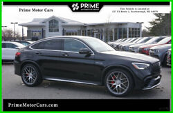 2021 Mercedes Benz GLC GLC 63 S AMG Coupe with Video Tour $95495.00