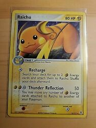 You Choose Vintage Pokemon Cards Ex Fire Red And Leaf Green 2004 Free D.s