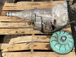 F Fix It - 1960and039s Non Working Ford-o-matic Automatic Transmission