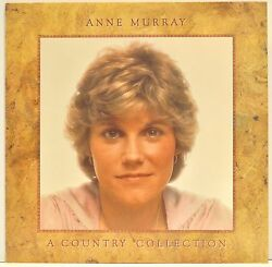 Anne Murray A Country Collection Vinyl Lp Capitol St12039