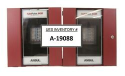 Ansul Autopulse 442r Agent Release Control System Panel Lot Of 2 Working As-is