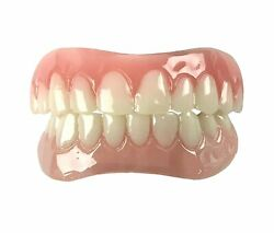 Instant Smile Natural Shade Complete Teeth Makeover Kit Upper And Lower Veneers