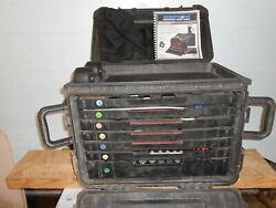 Armstrong General Mechanics Tool Kit Military Gmtk W/pelican 0450 Case