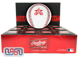 12 1985 All Star Game Official Mlb Rawlings Baseball Twins Boxed - Dozen
