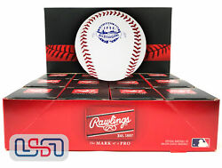 12 1988 All Star Game Official Mlb Rawlings Baseball Reds Boxed - Dozen