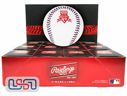 12 1997 All Star Game Official Mlb Rawlings Baseball Cleveland Indians Boxed