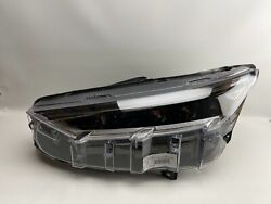 2021 Ford Mustang Mach-e Mach E Headlight Left Driver Lh Led Oem Nice