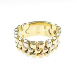 Authentic 750 Three Color Ring 246-000-296-9589