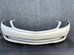 07-2009 Mercedes W216 Cl550 Cl600 Front Bumper Cover Assembly Fogloght Grill Oem
