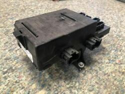 05 Ford F150 King Ranch Used 5l3t-14a067-aa Interior Cab Fuse Relay Box