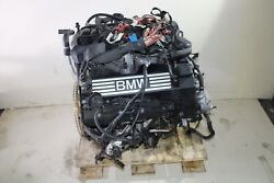 2007-2010 Bmw E70 X5 N62 4.8l Engine Motor Completed Tested And Guaranteed Oem