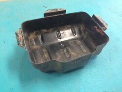 06 Silverado 3500 Cab Chassis Aux Auxiliary Fuel Tank Mount Shield Protector