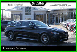 2021 Mercedes Benz C Class AMG C 63 S Coupe V8 See Video Tour $85520.00