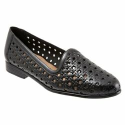 Trotters Liz Womenand039s Open Weave Casual Shoe - All Colors - All Sizes