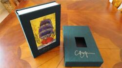 Clive Barker Abarat Days Of Magic Nights War Signed Slipcased Numbered Be Trice