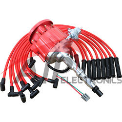 Complete Hei Ignition Distributor Kit For All Jeep 290 304 360 401 V8 Easy Diy