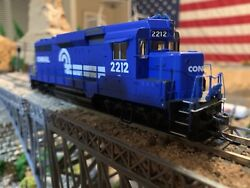 Ho Scale Proto 2000 Gp30 Powered Diesel Conrail Detailed New Kadeeand039s Dcc Ready
