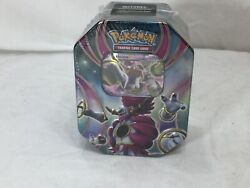 2016 Pokemon Tcg Hoopa Ex Best Of Ex Collector Tin Sealed Booster Packs Freeship