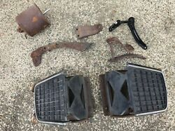 1968 68 Camaro Rally Sport Rs Used Gm Headlight Pod Assembly And Parts Lot