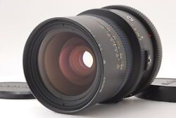 [ab Exc+] Mamiya M 65mm F/4 L-a Lens For Rz67 Pro Ii Iid W/caps From Japan 6820