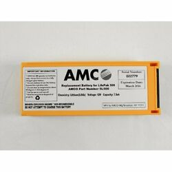 Replacement Battery For The Medtronic Lifepak 500 Lp-500 Aed