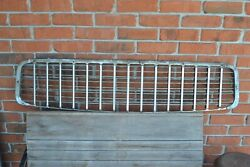 Original 1955 55 Chevy Car Grille Assembly Belair Bel Air Used