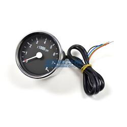 Motorcycle Electronic 2 Cylinder Twin 4 Stroke 8k Rpm Bmw Tach Tachometer Gauge