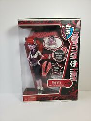 Monster High Operetta Doll Daughter Of The Phantom First Release/wave2011nib