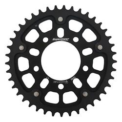 New Supersprox Stealth Sprocket, 41t For Marvic 530 Pitch 5 Bolts 00, Black