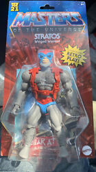 Masters Of The Universe New Motu Origins Stratos Action Figure In Hand
