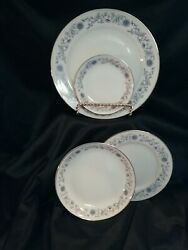 One Place Setting Of Fine China Minus The Tea/coffee Cup Made By Arlen