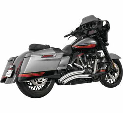 New Freedom Perf. Sharp Curve Radius Crossover With Star Tips For V-twin Hd01242