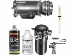 Front And Rear A/c Compressor Kit 2kgd43 For C1500 Suburban C2500 Jimmy K1500