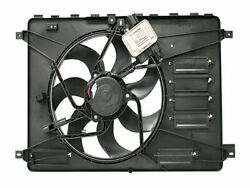 A/c Condenser Fan Assembly 9qzh93 For Land Rover Lr2 2008 2009 2010 2011 2012