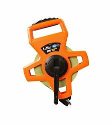 Crescent Lufkin 1/2 X 200' Pro Series Engineer's Ny-clad Steel Tape Measure ...