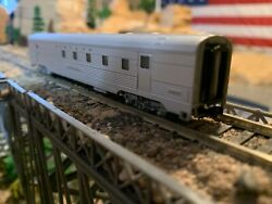 N Scale Con-cor Santa Fe Us Mail Car Rpo Well Detailed Finished Interior Nice