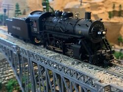 Ho Scale Bachmann 2-8-0 Dcc Ready Steam Locomotive Up Union Pacific Detailed Wow