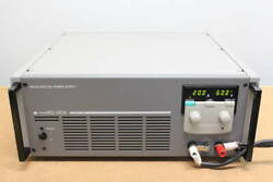 Kikusui Pan60-20a 60v20a Rated Output Confirmed Dc Stabilized Power Supply