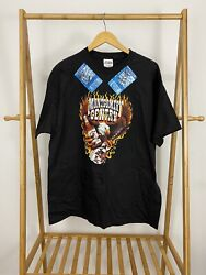 Vtg Montgomery Gentry And Jim Beam Country Tour Signed Guest Stubs T-shirt Xl
