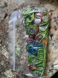 100 Multi Color Monster Energy Tabs For The Vault