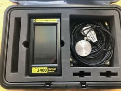 Used Ilt2400 With Uvc Curing Detector 249 - 259 Nm