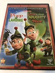 Prep And Landing 2 Holiday Adventures, Dvd