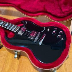 Gibson Sg Standard Small Pick Guard Electric Guitar Free Shipping Arrive Quickly