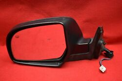 14 2014 Subaru Legacy Driver Side 5 Wire Power Door Mirror 4s3bmbc64e3017706